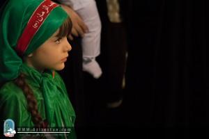 همایش شیرخوارگان حسینی در مصلی امام خمینی(ره)